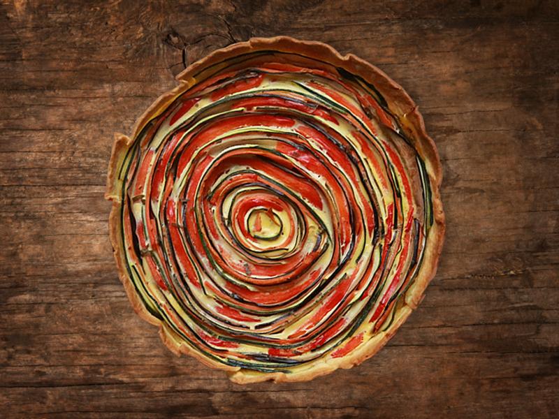 Légumes en Spirale